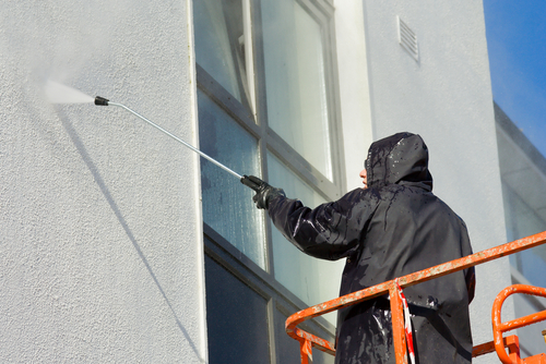 The Benefits of Pressure Washing your Building - Regency Cleaning - Pressure Washing Calgary