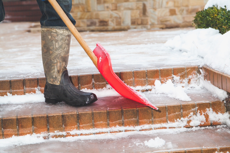 3 Ways to Avoid Dirty Floors this Winter - Regency Cleaning - Cleaning Services Calgary