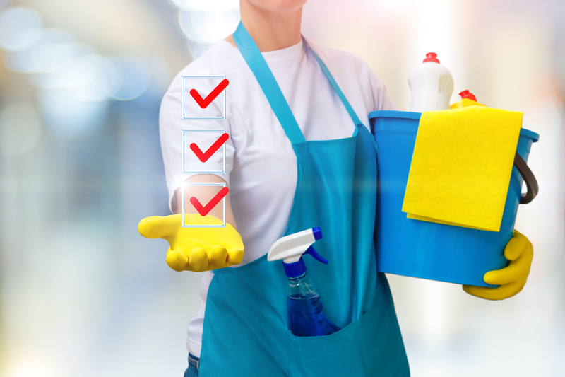 New Year's Cleaning Solutions - Regency Cleaning - Commercial Cleaning Calgary