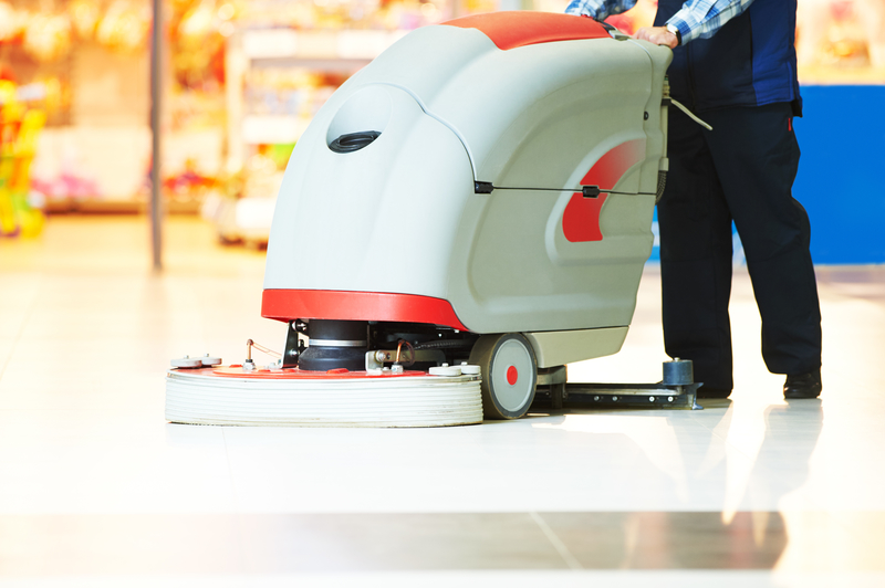Calm the Retail Chaos - Regency Cleaning - Commercial Cleaning Calgary