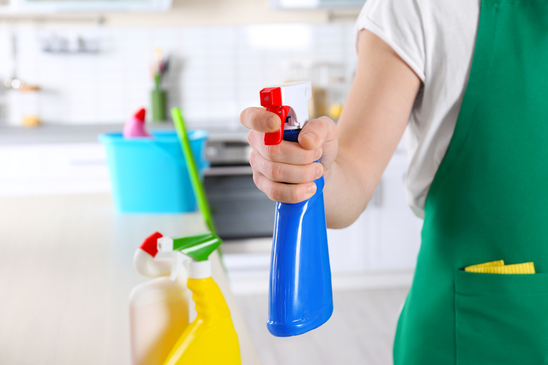Wide Range; Precise Practice - Regency Cleaning - Cleaning Service Calgary