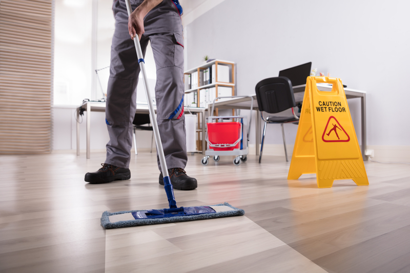 What Services Do We Offer? - Regency Cleaning Service - Commercial Cleaning Calgary