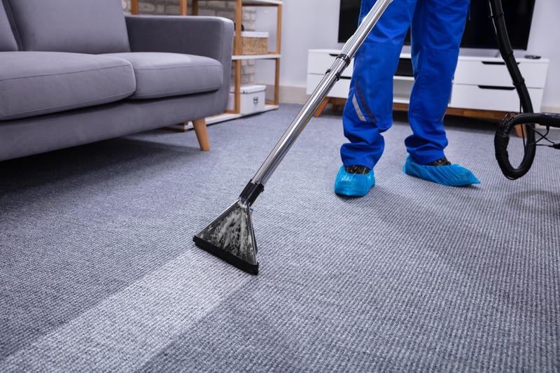 Cleaning Dirty Carpets
