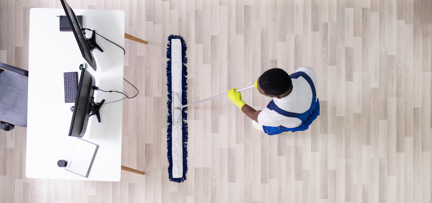 Commercial Cleaning and Office Productivity
